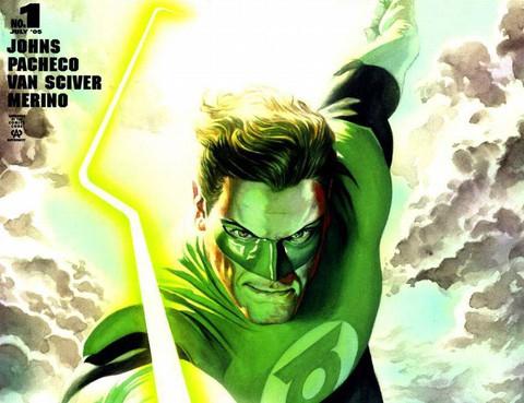 綠燈俠v4