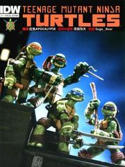 忍者神龜玩具漫畫