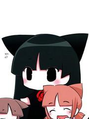 棄貓(小小黑貓)